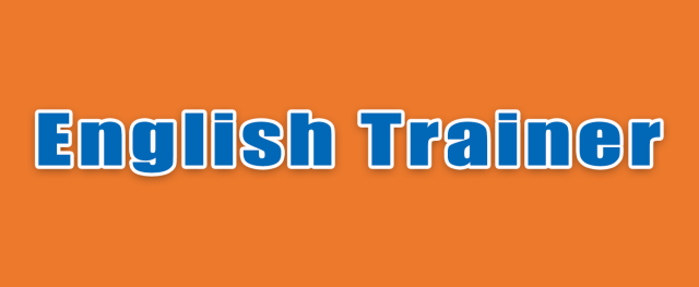 English Trainer